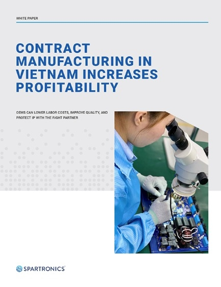 Contract Manufacturing in Vietnam Increases Profitability